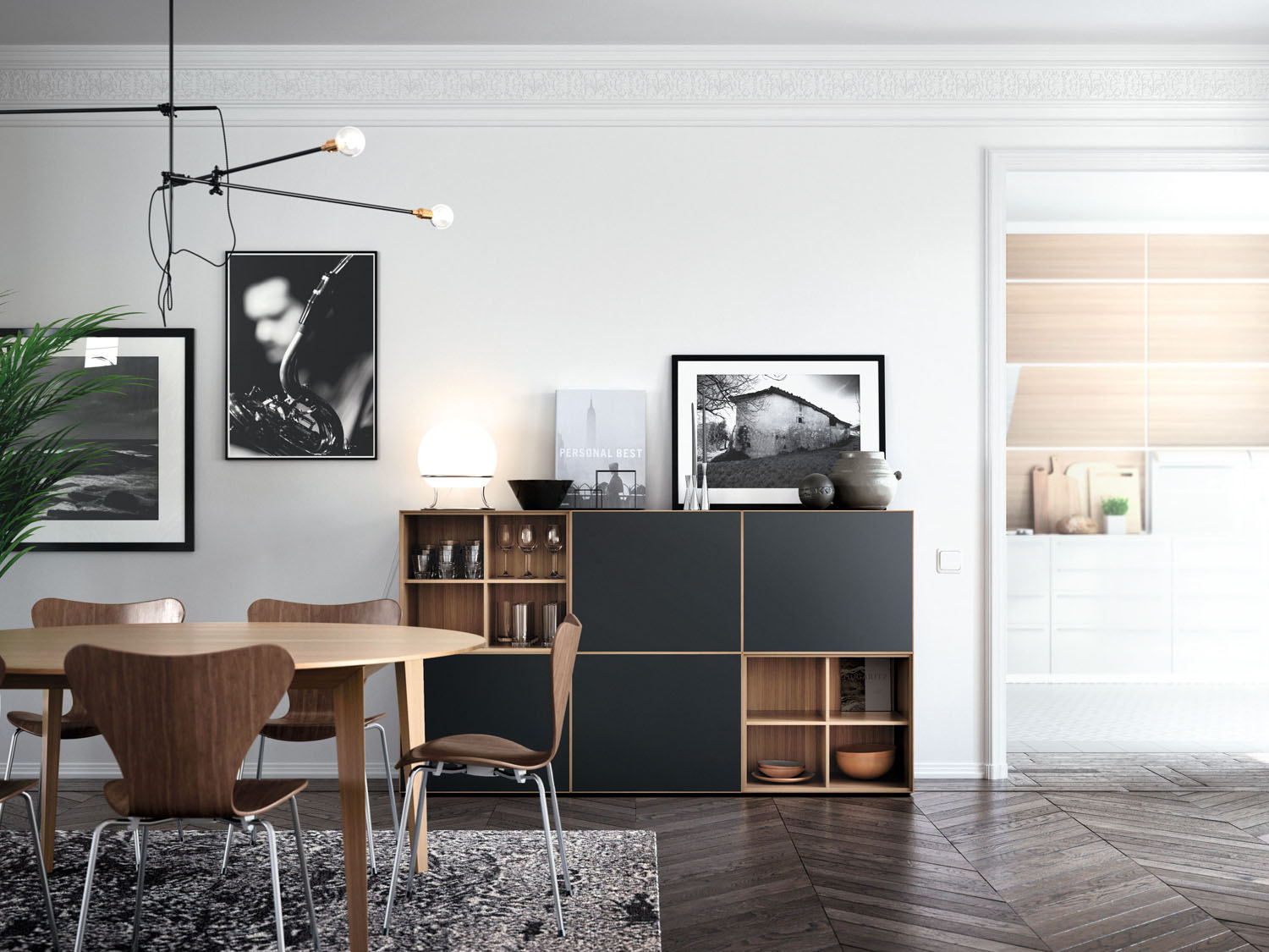 lauki exil wohnmagazin. Black Bedroom Furniture Sets. Home Design Ideas