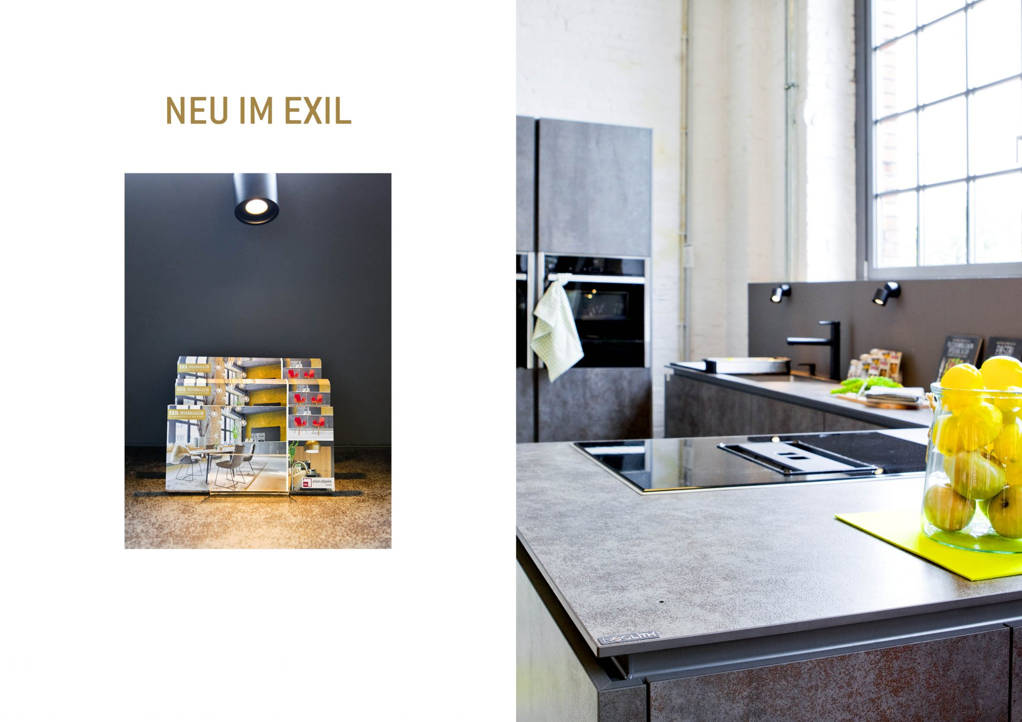 EXIL Wohnmagazin - EXIL Wohnmagazin